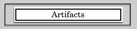 Artifacts Banner